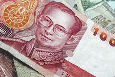 Free Thai Money Stock Photo - 2012490