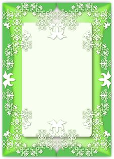 Free Pattern Frame Stock Photography - 2012942