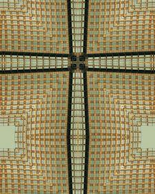 Free Kaleidoscope Cross: Bank Of America Building2 Stock Images - 2013564