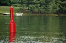 Free Red Bouy Royalty Free Stock Images - 2014469