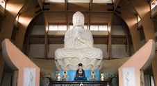 Free White Buddha Royalty Free Stock Photos - 2017688