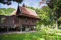 Free Old Thai House Stock Photos - 20105453