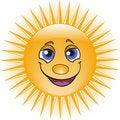 Free Orange Sun Stock Image - 20106061