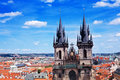 Free Church Of Our Lady Before Tyn Royalty Free Stock Photo - 20109505