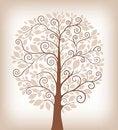 Free Stylized Tree Royalty Free Stock Photo - 20109635
