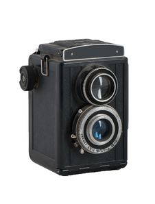 Free Old Camera Royalty Free Stock Image - 20101396