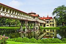 Sanamjan Palace Stock Images