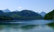 Free Mountains And Lake Stock Image - 20101761