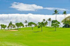 Free Beautiful Golf Place. Stock Photos - 20103303