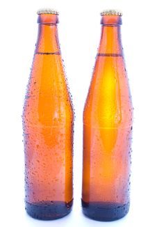 Free Beer Bottles Stock Photography - 20103392