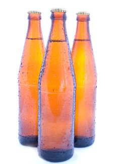 Free Beer Bottles Stock Photography - 20103402