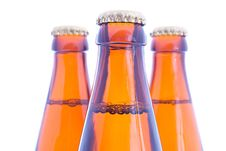 Free Beer Bottles Stock Image - 20103491
