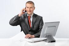 Free Business Man Stock Photos - 20103673
