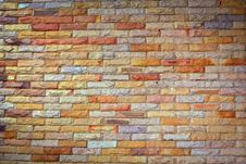 Free Masonry Block Walls. Stock Photography - 20104962