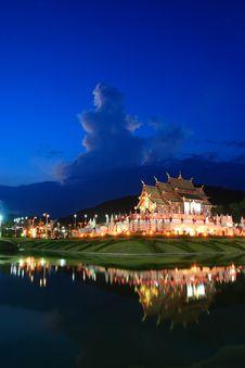 Free Ho-Khum-Lueng Chiangmai Royalty Free Stock Photography - 20105107