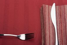 Free Knife And Fork Royalty Free Stock Images - 20105209