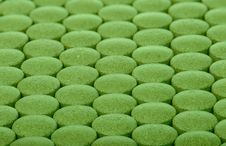 Free Background Of Green Pills Royalty Free Stock Photo - 20105535
