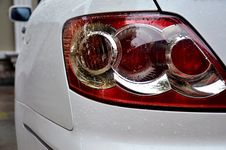 Free Tail Light Stock Photography - 20106962