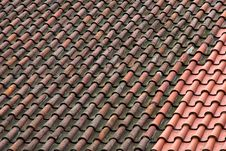 Free Old Tiles Stock Image - 20108191