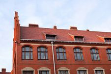 Free Historic Building In Torun, Poland Stock Photos - 20108253