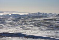 Free Ilulissat Cemetary, Greenland Royalty Free Stock Photos - 20108838