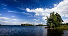 Free Lakeside Royalty Free Stock Photos - 20108928