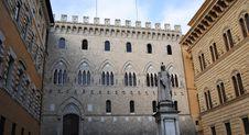 Photos Of The Beautiful City Of Siena Stock Photos