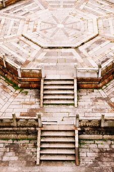 Free Ancient Chinese Ritual Blessing Architecture Stock Images - 20108964