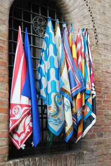 Photos Of The Beautiful City Of Siena Stock Image