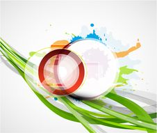 Free Vector Abstract Colorful Background Stock Photo - 20109180