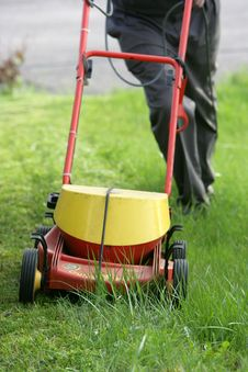 Free Mower Stock Photo - 20109300