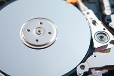 Free Part Of Hard Disk Stock Image - 20109381
