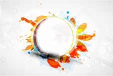Free Abstract Colorful Background Royalty Free Stock Photography - 20109507