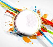 Free Vector Abstract Colorful Background Stock Image - 20109811