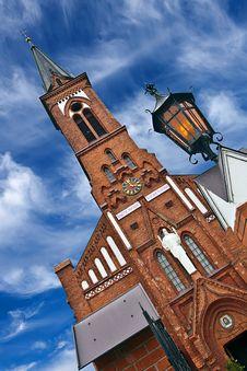 Free Church Stock Image - 20109921