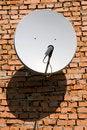 Free Satellite Antenna. Royalty Free Stock Images - 20115459