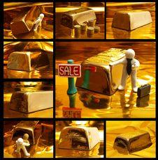 Free Gold 999.9 Stock Photos - 20111183