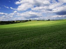 Free Summer Landscape Stock Image - 20112621