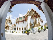 Free Temple In The Frame Stock Photography - 20112842