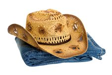 Free Cowboy Hat Royalty Free Stock Image - 20113226