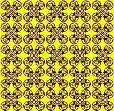Free Pattern With Flower Seamless Texture Stock Photo - 20113380