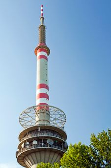Free TV Tower Stock Photos - 20113773
