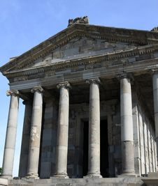 Free The Temple Of Garni Royalty Free Stock Photography - 20113817