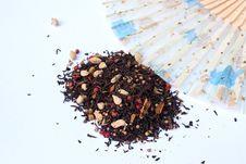 Mixed Fruit Tea Stock Photos