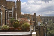 Free Hidden Balcony Gardens Of Chelsea Stock Photo - 20114480