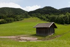Free Hut In The Mountains Stock Photography - 20114982