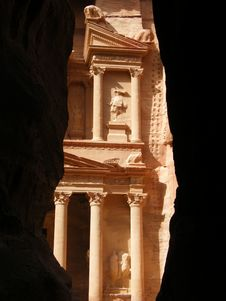 Free A Sight From Petra Royalty Free Stock Images - 20115139