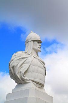 Free Monument Alexander Nevsky Stock Photography - 20115152