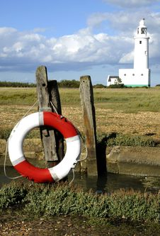 Free Hurst Lighthouse Stock Photos - 20116253