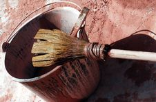 Free Painter S Tools Stock Photography - 20116362